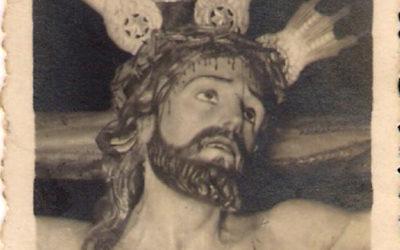 Estampa del Santísimo Cristo (años 20 – 30)