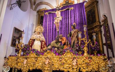 Altares para el Jueves Santo
