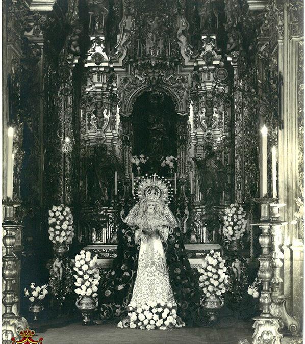 La Virgen en el Sagrario (1964)