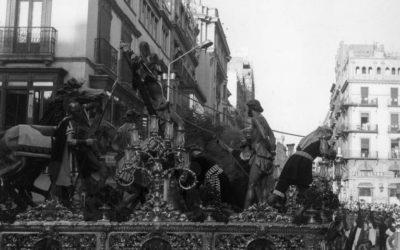 El Santísimo Cristo llegando a la Campana (1965)