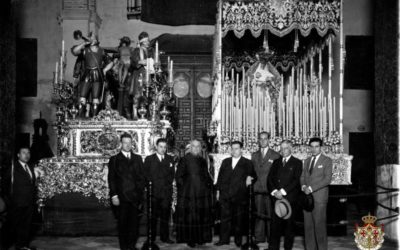 La Semana Santa de 1933