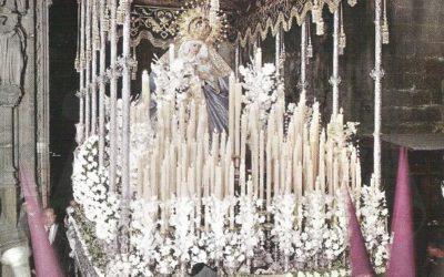 La Virgen de las Lágrimas en 1965