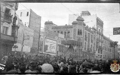La Virgen en Campana en 1924