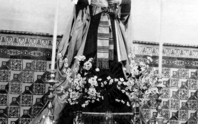 La Virgen nunca fue retirada del culto (1932)