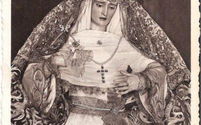 Nuestra Señora de las Lágrimas en la Semana Santa de 1933