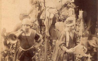 Salida entre 1902 y 1912