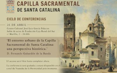 III Centenario. Ciclo de conferencias