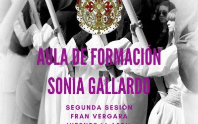 Aula de Formación Sonia Gallardo