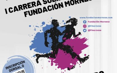 I Carrera Solidaria Virtual de la Fundación Mornese