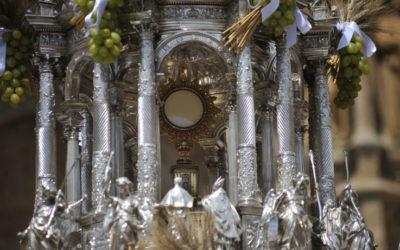 Octava del Corpus en la Parroquia