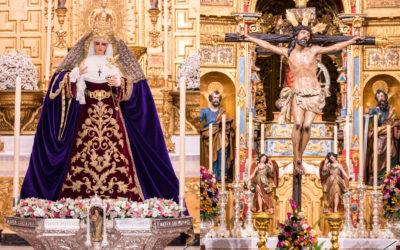 Nuestros Sagrados Titulares para la Exaltación de la Cruz 2021